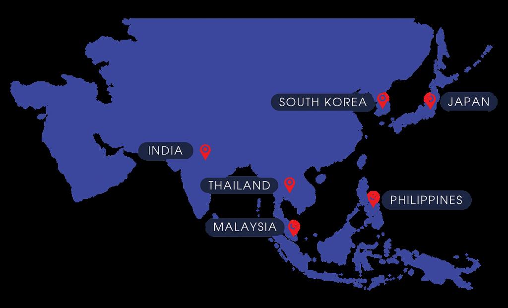 IMB map